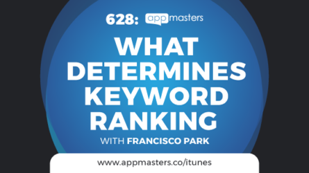 628: What Determines Keyword Ranking with Francisco Park