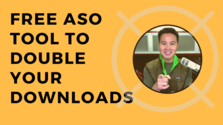 Free ASO Tool to Double Your Downloads