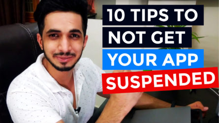 App Suspension: 10 Tips to NOT Get Your App Suspended