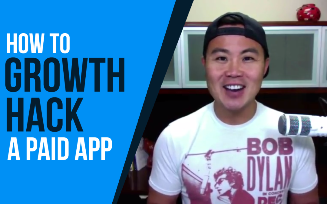 How to Growth Hack a Paid App