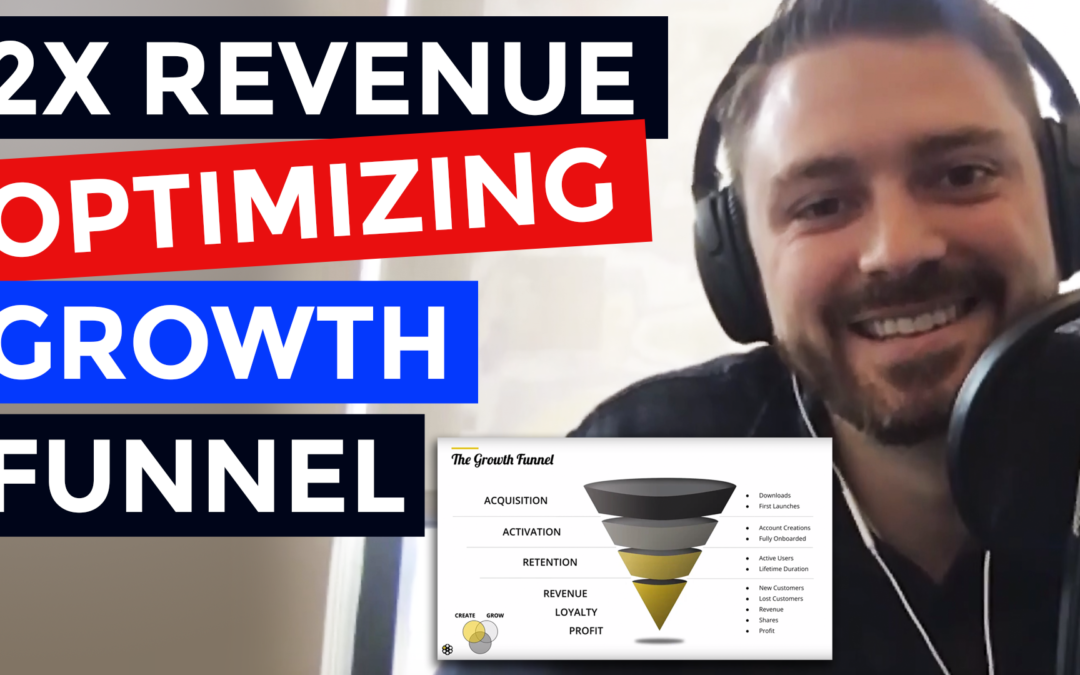 How to Optimize Growth Funnel (Case Study 2X Revenue Growth)