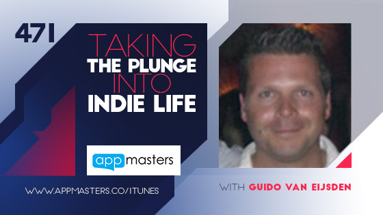 471: Taking the Plunge into Indie Life with Guido van Eijsden