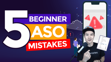 5 Beginner App Store Optimization Mistakes