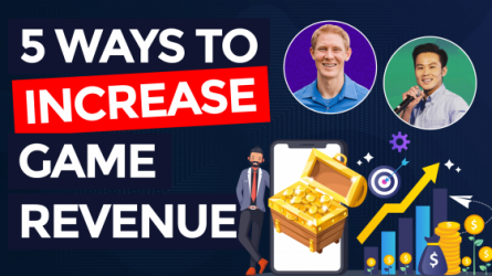 5 Ways to Increase Mobile Game Revenue