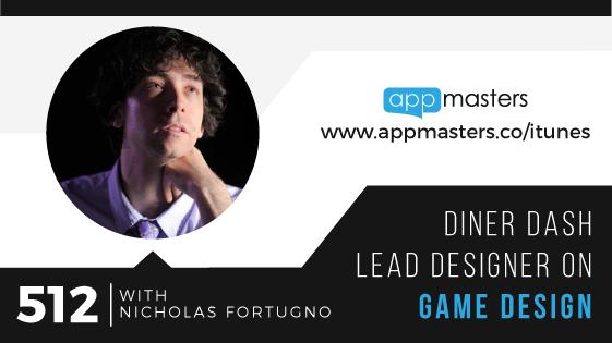 512: Diner Dash Lead Designer on Game Design with Nick Fortugno