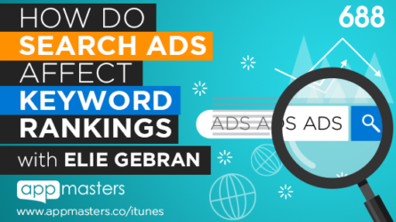 688: How Do Search Ads Affect Keyword Rankings with Elie Gebran