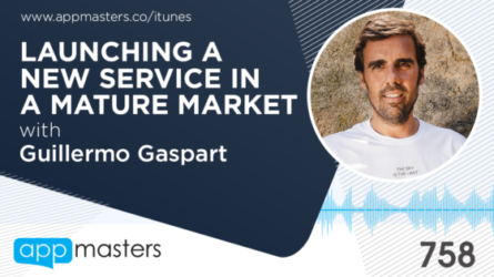 758: Launching a New Service in a Mature Market with Guillermo Gaspart