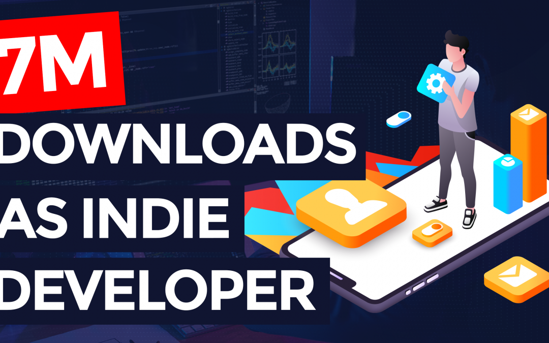Meet the Indie Developer with 7M Downloads & Apple Design Award