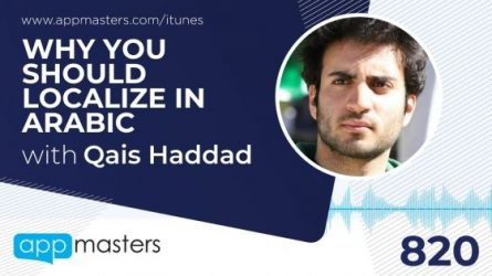 820: Why You Should Localize in Arabic with Qais Haddad