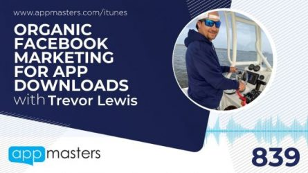 839: Organic Facebook Marketing for App Downloads