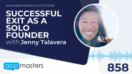 858: Successful Exit As a Solo Founder
