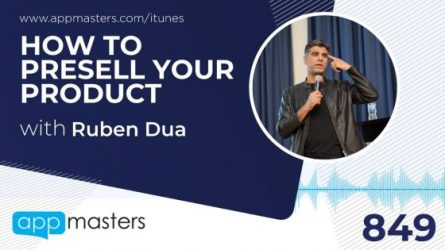 849: How to Presell Your Product