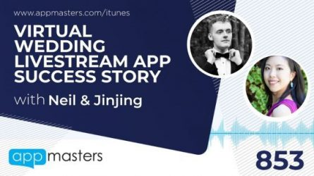 853: Virtual Wedding Livestream App Success Story