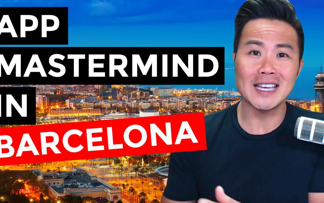 App Mastermind in Barcelona