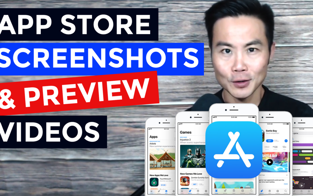 How App Store Screenshots & Preview Videos Increase Downloads