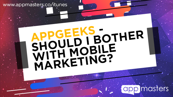 Should I Bother with Mobile Marketing?