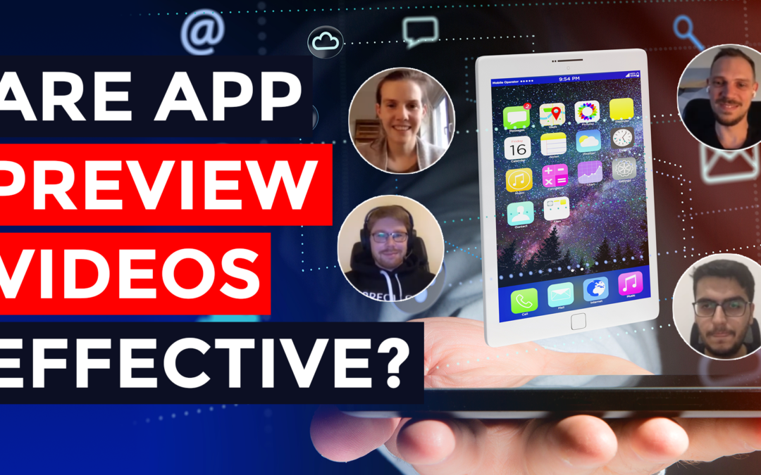 App Preview Videos: Do They Lead to More Downloads?