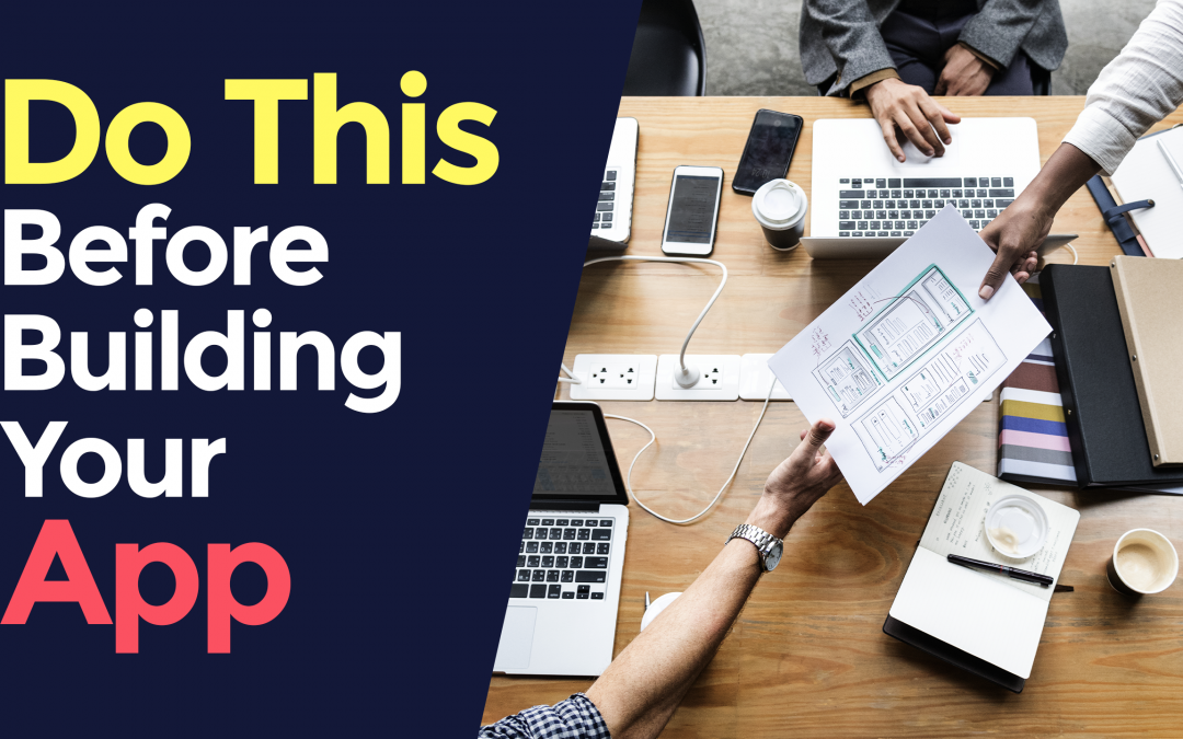 Do This Before Building Your App – How to Create an App Startup (Part 1)