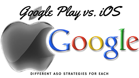 Google Play vs iOS