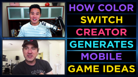 How Color Switch Creator Generates Mobile Game Ideas