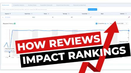 How App Store Reviews Impact Rankings