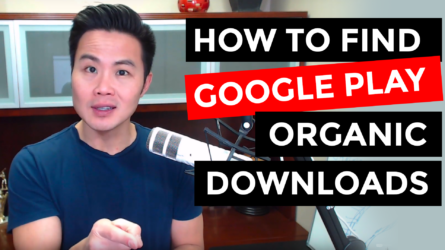 How to Measure Organic App Downloads & Keywords on Google Play