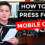 How to Get Press for a Mobile Game