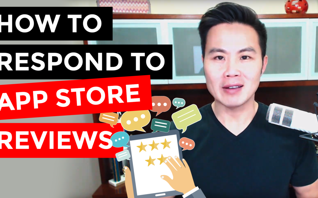 How to Respond to App Store Reviews on iOS