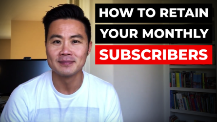 Subscription Apps: Simple Way to Retain Subscribers