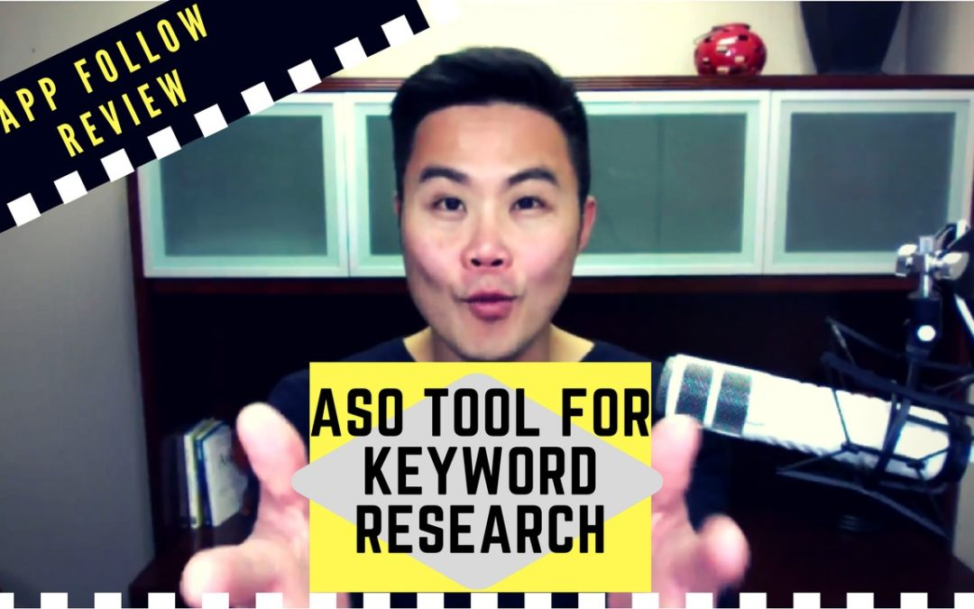 ASO Tool for Keyword Research (AppFollow Review)