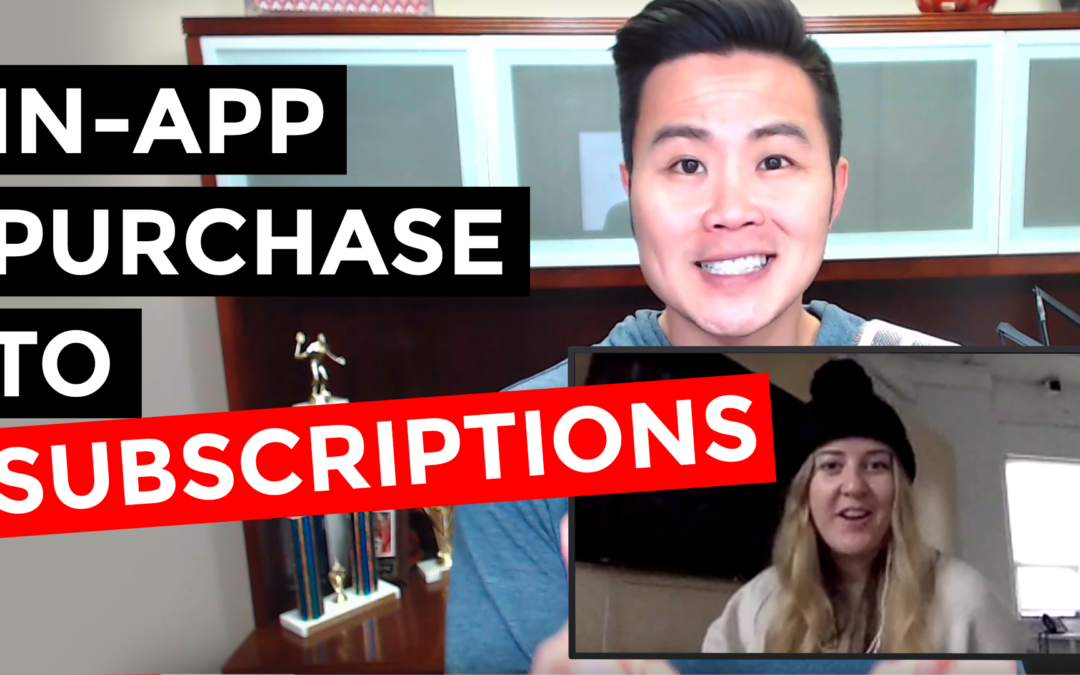 How to Change From In-App Purchases to Subscriptions