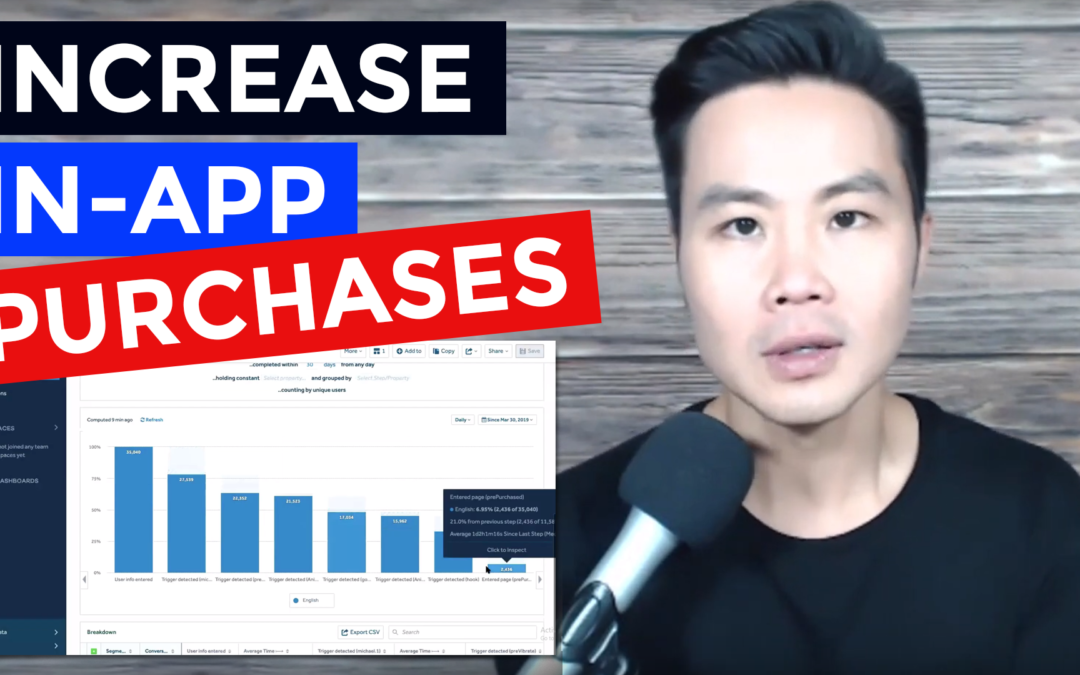 How to Increase In-App Purchase Conversion Rates