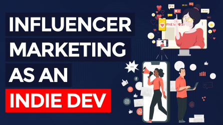 Influencer Marketing for Mobile App Downloads as an Indie Dev