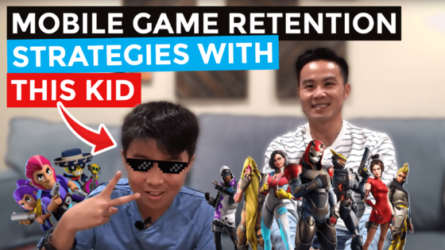 Mobile Game Retention Strategies With This Kid