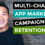 Multi-Channel App Marketing Campaigns for Retention