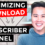 How to Optimize Your Download to Subscriber Conversion Funnel