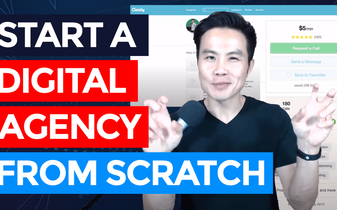 How to Start a Digital Marketing Agency From Scratch