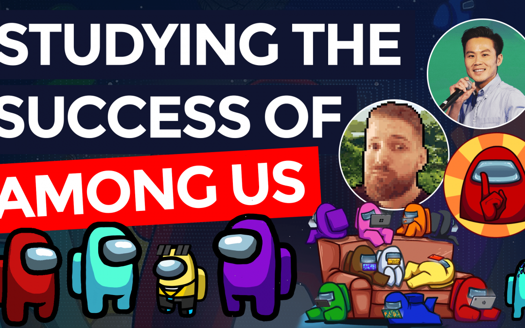 How Among Us Became #1 Mobile Game