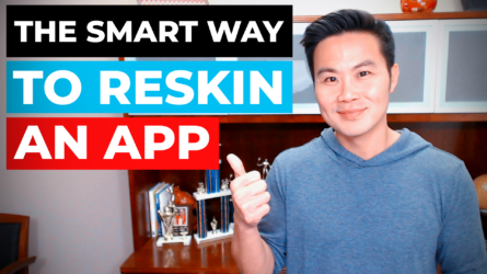 How to Reskin an App Successfully