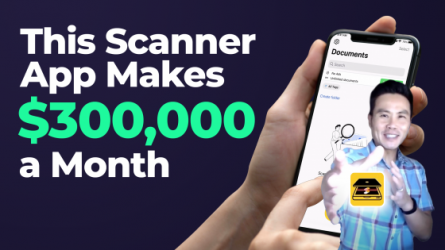 This Photo Scanner App Makes $300K a Month