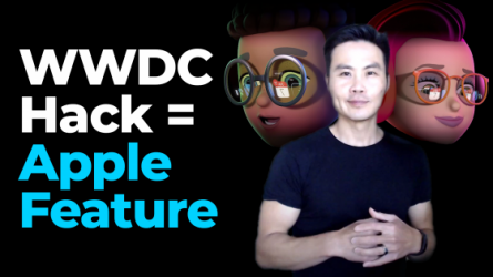 This WWDC Hack Led to Multiple Apple Features