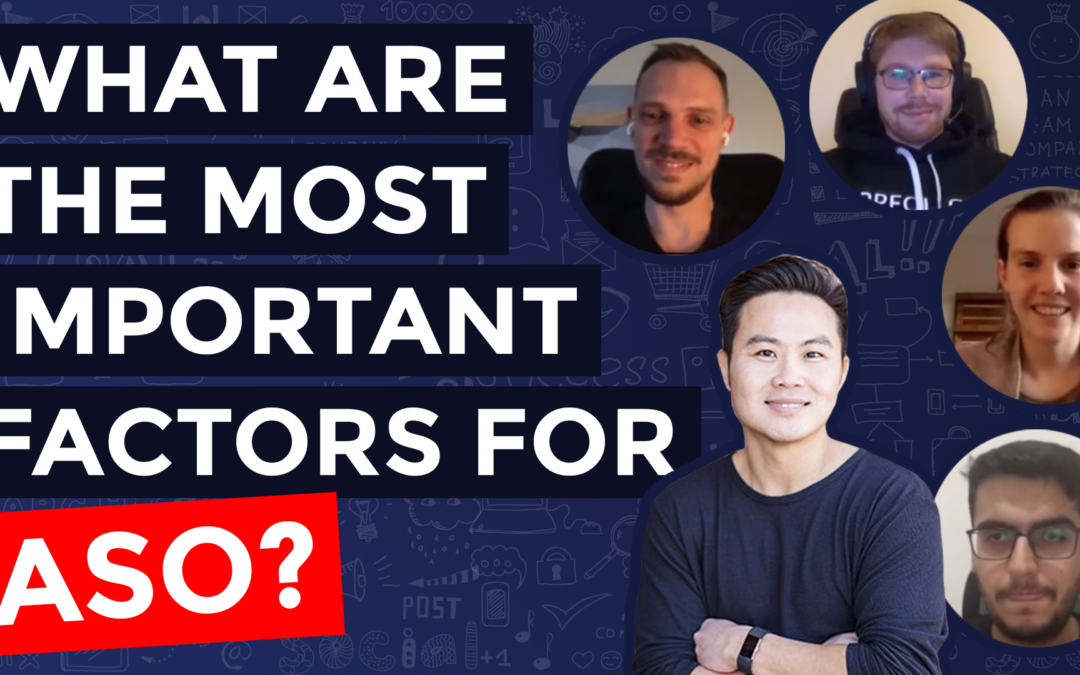 The Most Important App Store Optimization Factors in 2020