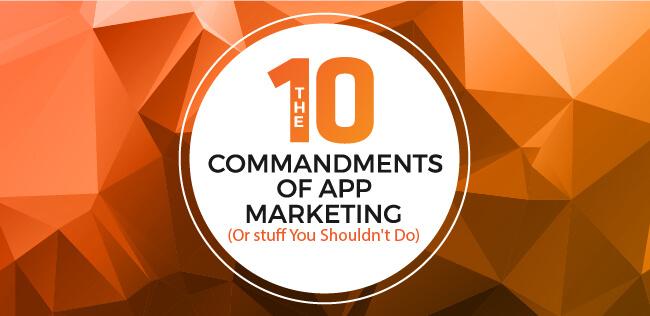 app-marketing-commandments