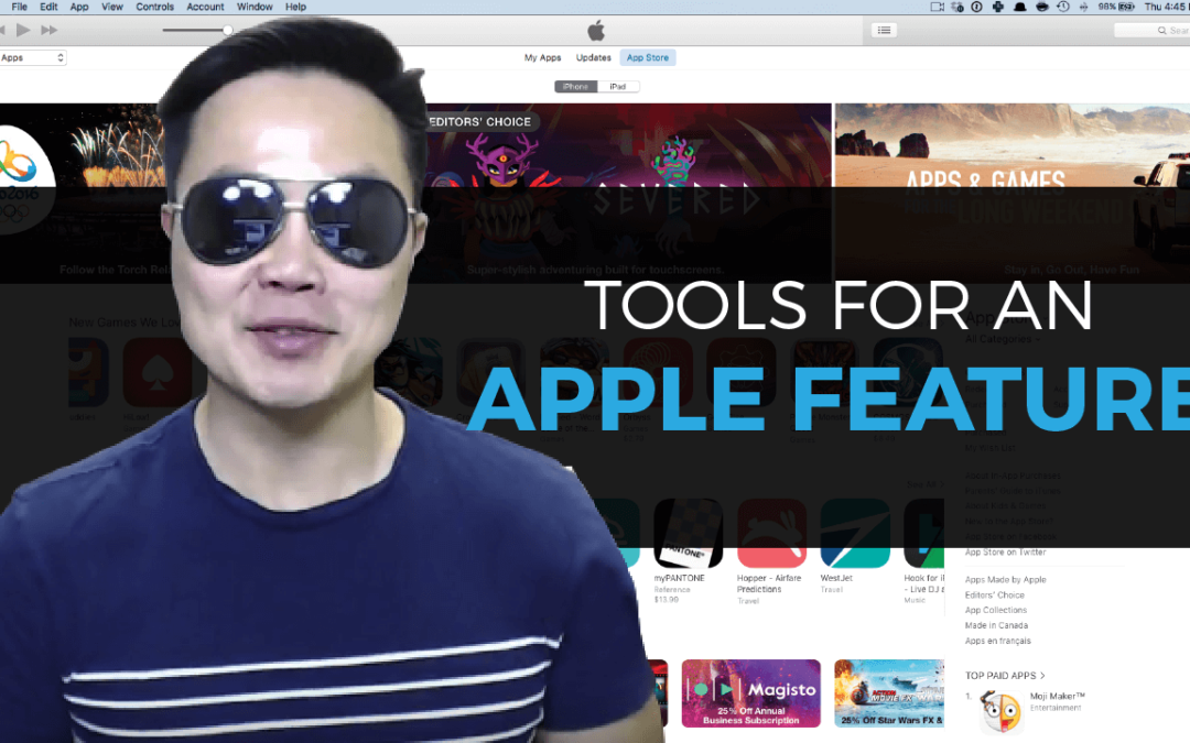 The Tools We Use to Land 12 Apple Features in 16 Months
