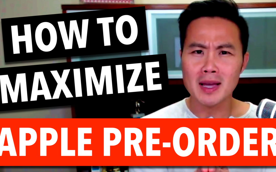 How to Use The Apple Pre-Order Feature to Maximize Your Pre-Launch Strategy
