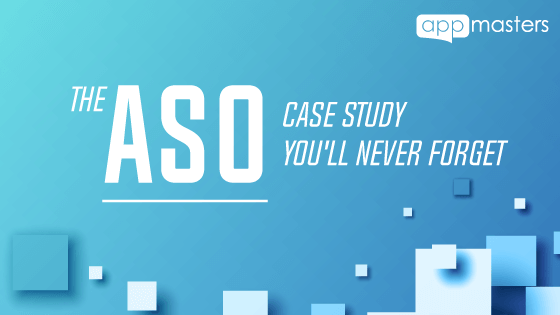 The ASO Case Study You Will Never Forget