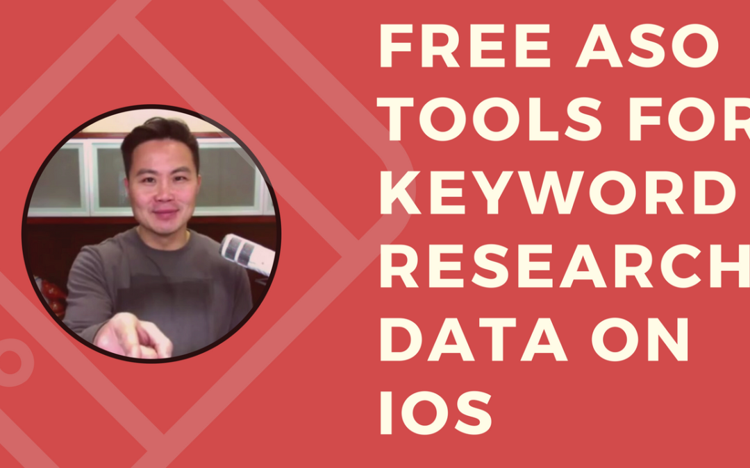 Free ASO Tools for Keyword Research Data on iOS