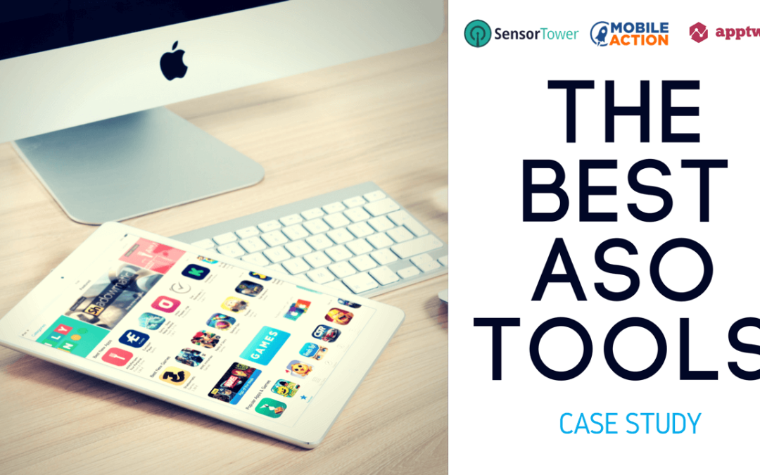 Best ASO Tools Case Study (Part 1) 🤓
