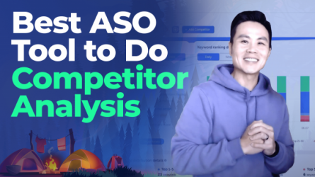 Best App Store Optimization Tool to Do Competitor Analysis