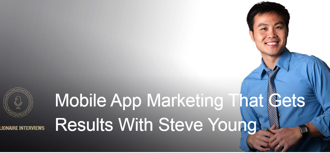 An Interview on Eventual Millionaire: Mobile App Marketing That Gets Results